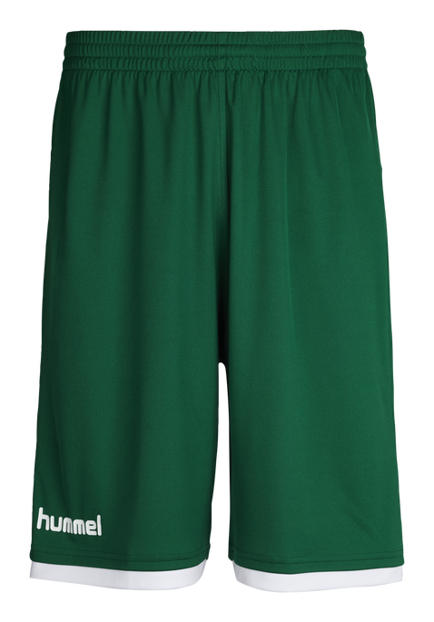 CORE BASKET SHORTS, EVERGREEN, packshot