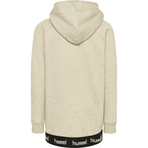 hmlSIA LONG HOODIE, CEMENT, packshot