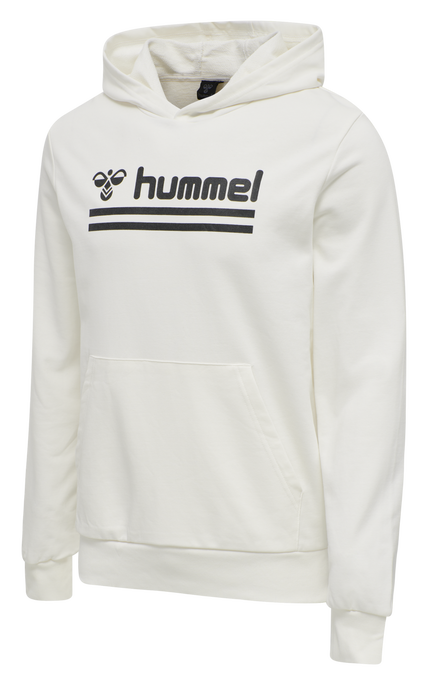 HMLDARINS HOODIE, OFF WHITE, packshot