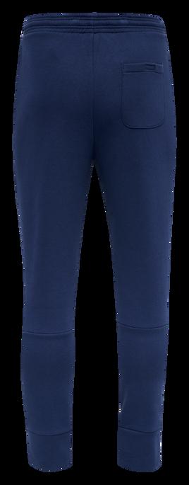 hmlFALCON TAPERED PANTS, MEDIEVAL BLUE, packshot