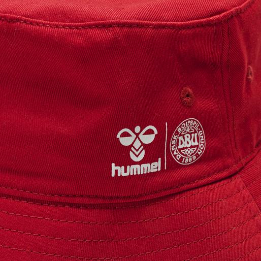 DBU FAN 2020 BUCKET HAT, TANGO RED, packshot