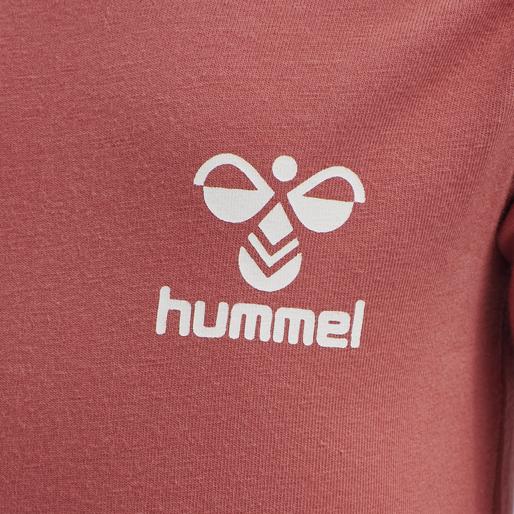 hmlMAUI BODY L/S, FADED ROSE , packshot