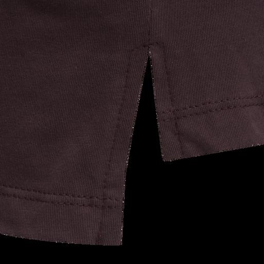 hmlZENIA T-SHIRT S/S, FUDGE , packshot