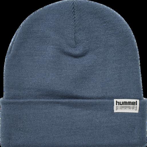 hmlPARK BEANIE, CHINA BLUE, packshot