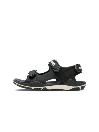 SANDAL TREKKING JR 2, BLACK, packshot