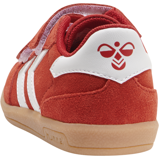 VICTORY SUEDE INFANT, POINSETTIA, packshot