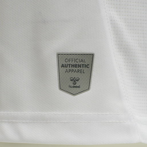 DBU AWAY WOMAN JERSEY SS, WHITE, packshot