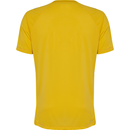 TECH MOVE JERSEY S/S, SPORTS YELLOW, packshot