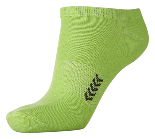 ANKLE SOCK SMU, GREEN GECKO/BLACK, packshot