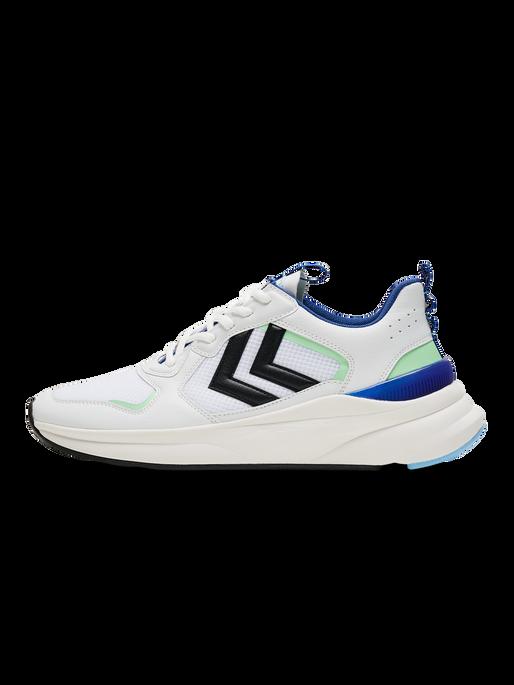 REACH LX 800 SPORT, WHITE/MAZARINE BLUE, packshot