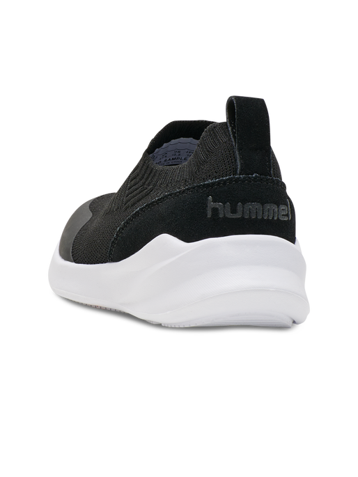 BOUNCE SOCK LOW JR , BLACK, packshot