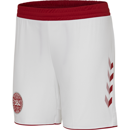 DBU HOME WOMAN SHORTS, WHITE, packshot