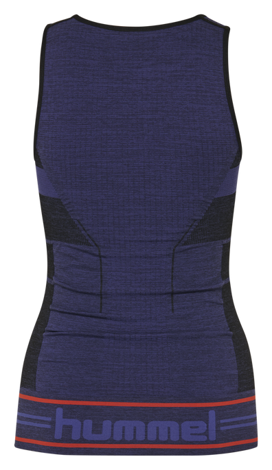 hmlGEMMA SEAMLESS TOP, ASTRAL AURA, packshot