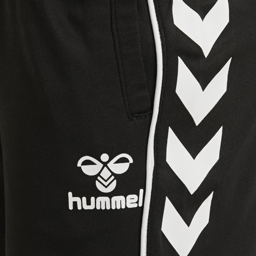 hmlJINA SHORTS, BLACK, packshot