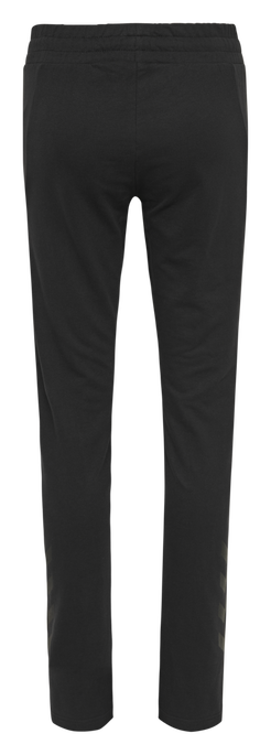 hmlNICA ENGINEERED PANTS, BLACK, packshot