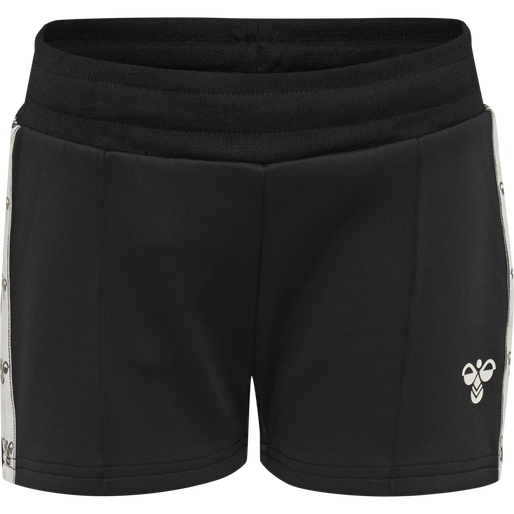 hmlLILLY SHORTS, BLACK, packshot