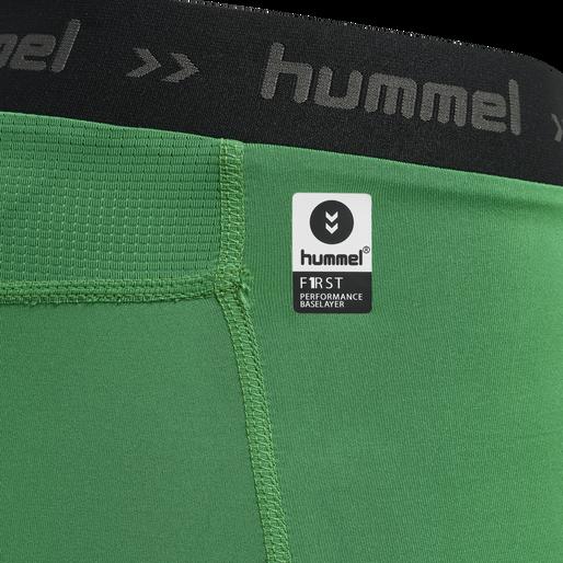 HUMMEL FIRST PERFORMANCE TIGHT SHORTS, JELLY BEAN, packshot