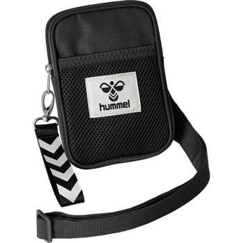 hmlELECTRO SHOULDER BAG, BLACK, packshot