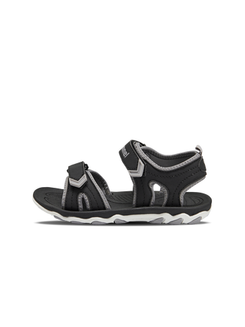 SANDAL SPORT JR, BLACK, packshot