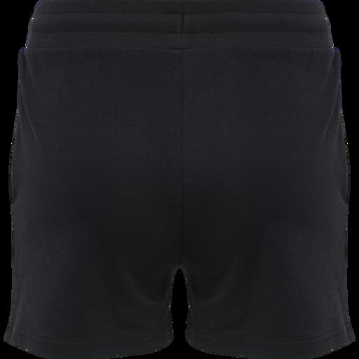 hmlSKYLAR SHORTS, BLACK, packshot