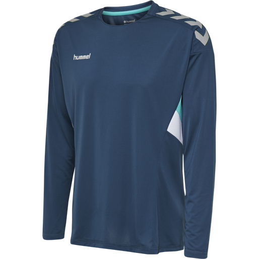 TECH MOVE JERSEY L/S, SARGASSO SEA, packshot