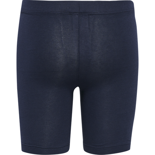 hmlMINNIE SHORTS, !BLACK IRIS, packshot