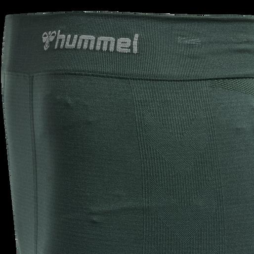 hmlJACK SEAMLESS BOXERS, DARKEST SPRUCE, packshot