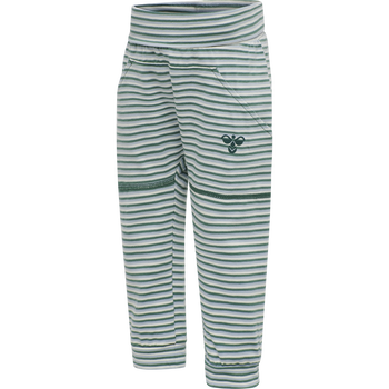 hmlAKSEL PANTS , BLUE SPRUCE, packshot