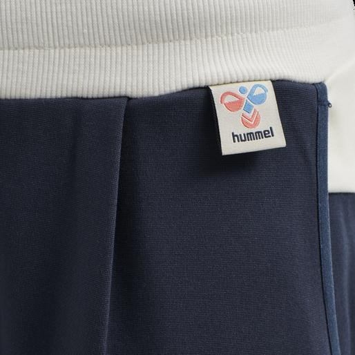 hmlCEDAR REGULAR PANTS, BLUE NIGHTS, packshot