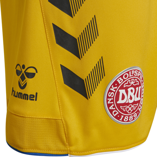 Målmandsshorts 2018/2019, SPORTS YELLOW, packshot