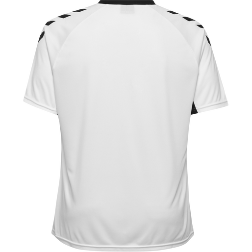 CORE KIDS TEAM JERSEY S/S, WHITE, packshot