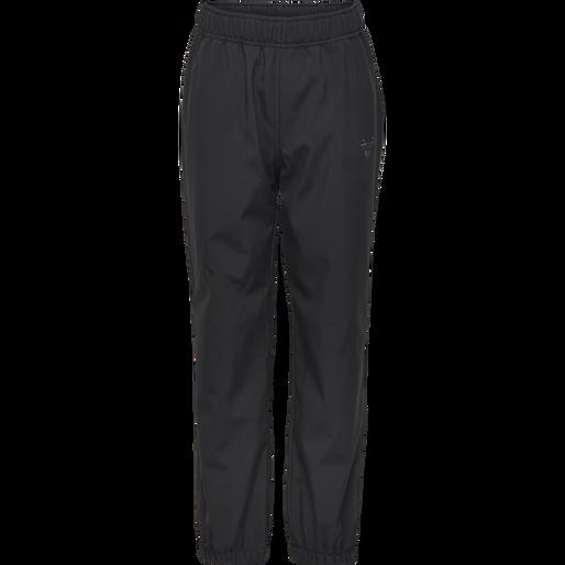 HMLRENE PANTS, BLACK, packshot
