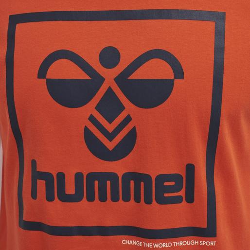 hmlISAM T-SHIRT, FIESTA, packshot