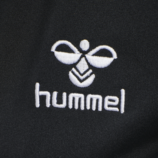 hmlNELLY 2.0 ZIP JACKET, BLACK, packshot