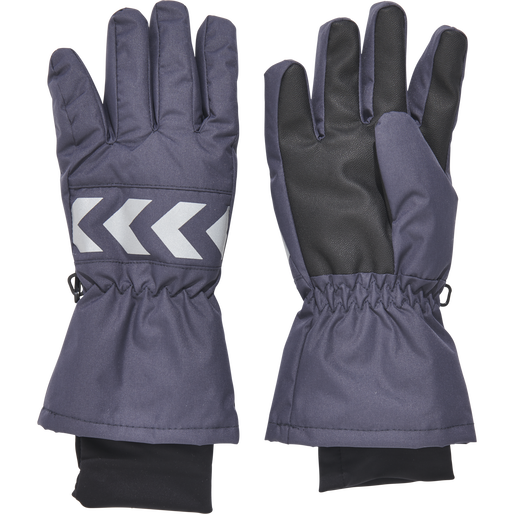 hmlMARCO GLOVES, GRAPHITE, packshot