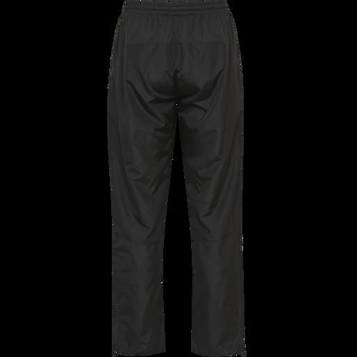 hmlAUTHENTIC KIDS MICRO PANT, BLACK/WHITE, packshot