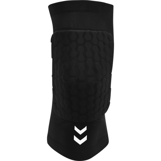 PROTECTION KNEE SHORT SLEEVE, BLACK, packshot