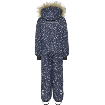 hmlBLUSH SNOWSUIT, GRAPHITE/SHADOW GREY, packshot