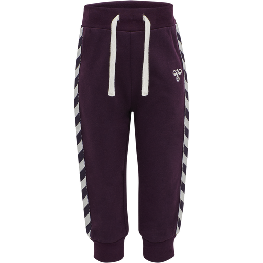 hmlBILLE TRACKSUIT, BLACKBERRY WINE, packshot