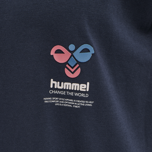 hmlNORISSA DRESS, BLUE NIGHTS, packshot