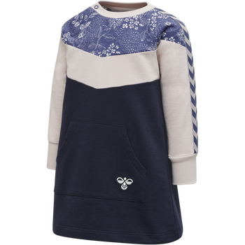 hmlGRO DRESS L/S, MARLIN, packshot