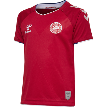 DBU HOME MINI KIT 18/19, TANGO RED/WHITE, packshot