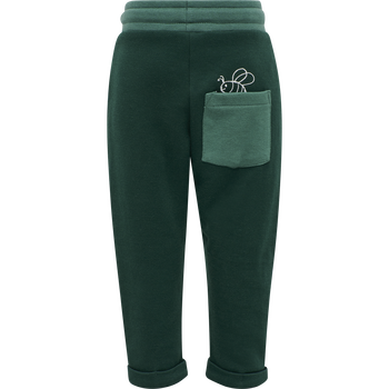 hmlHUGO PANTS, BLUE SPRUCE, packshot