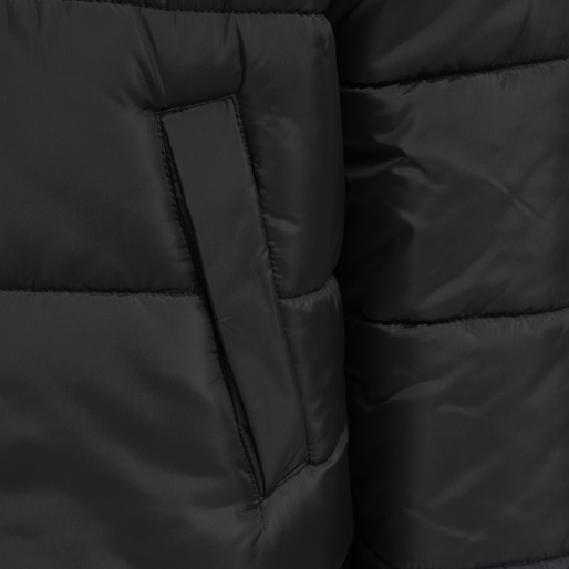 hmlVIBRANT JACKET, BLACK, packshot