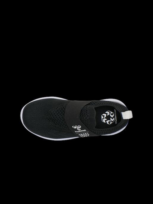 KNIT SLIP-ON RECYCLE, BLACK, packshot