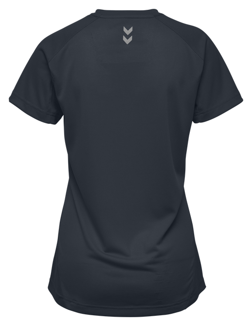 RUNNER WOMEN SS TEE, TOTAL ECLIPSE, packshot