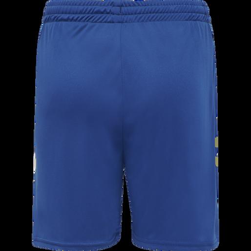 hmlPROMO KIDS DUO SET, SPORTS YELLOW/TRUE BLUE, packshot