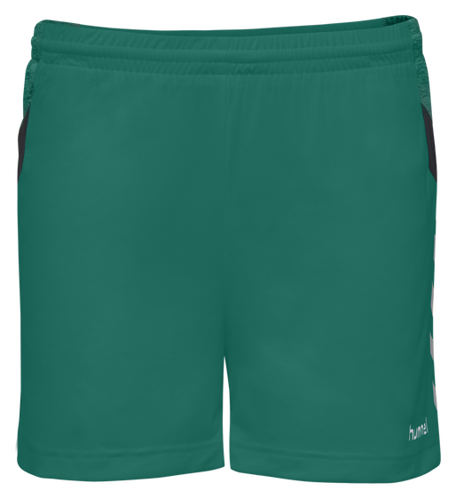 TECH MOVE POLY SHORTS WOMAN, SPORTS GREEN, packshot