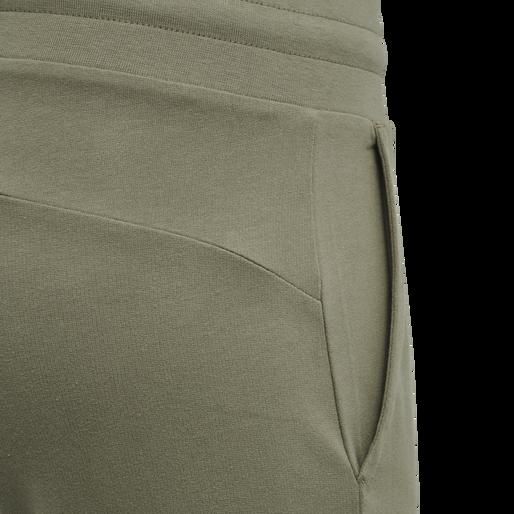 hmlSKYLAR REGULAR PANTS, VETIVER, packshot