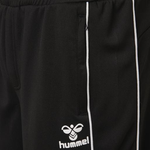 hmlARNE SHORTS, BLACK, packshot